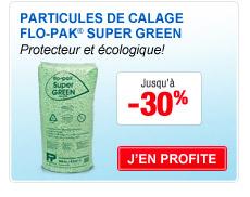 Flo-pak super green