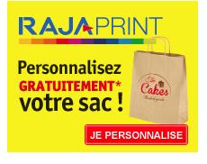 Personnalisez gratuitement votre sac !