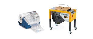 Machines et systèmes d'emballage