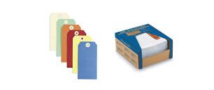 Etiketten en documentenhoesjes