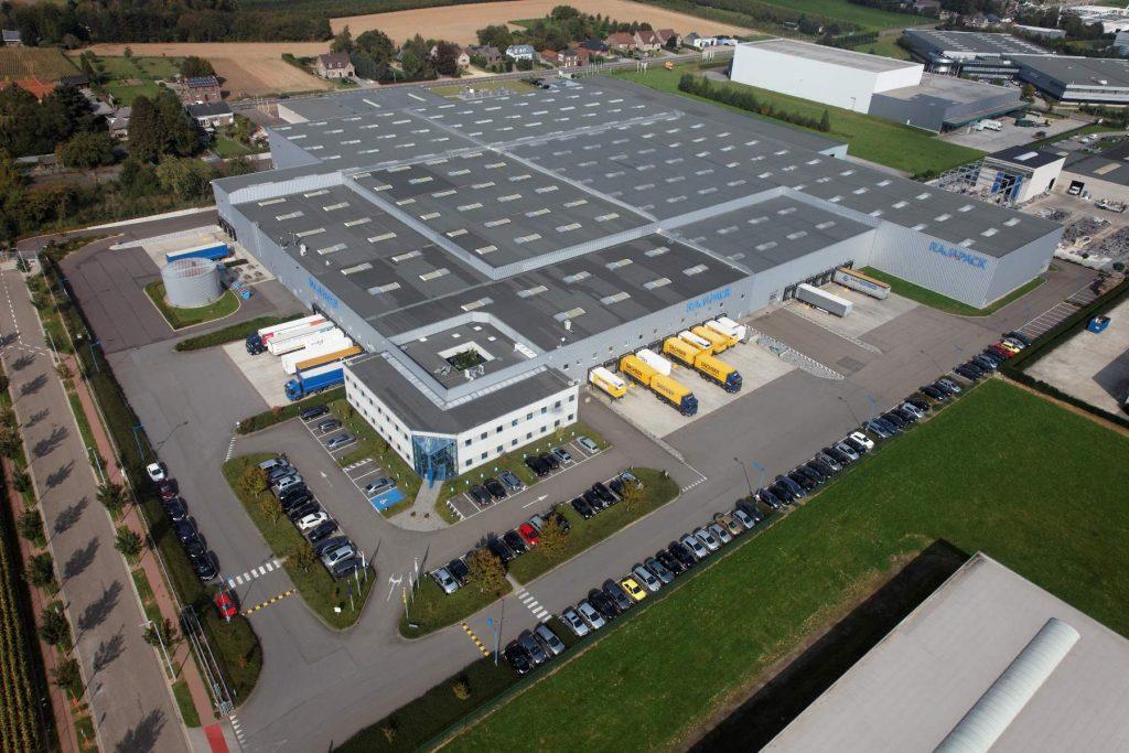 Rajapack Benelux vestiging in Tongeren. Dé specialist in verpakkingen.