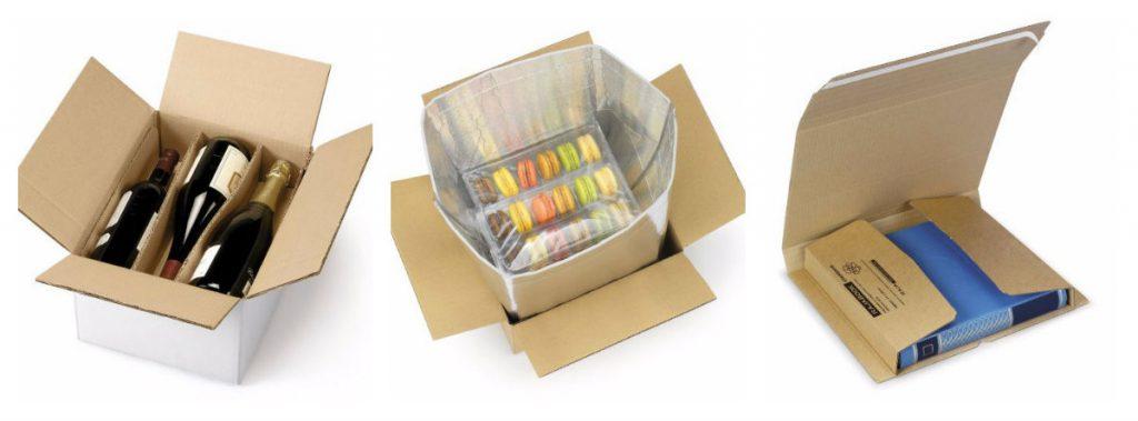 Verpakkingen op maat voor flessen, voeding of boeken