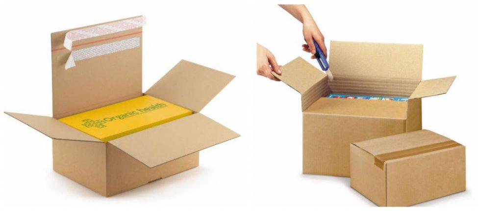 Verpakkingen op maat van uw product