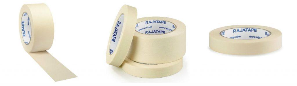 Rajatape Ruban adhésif de masquage pour emballer, protéger, marquer, etc.