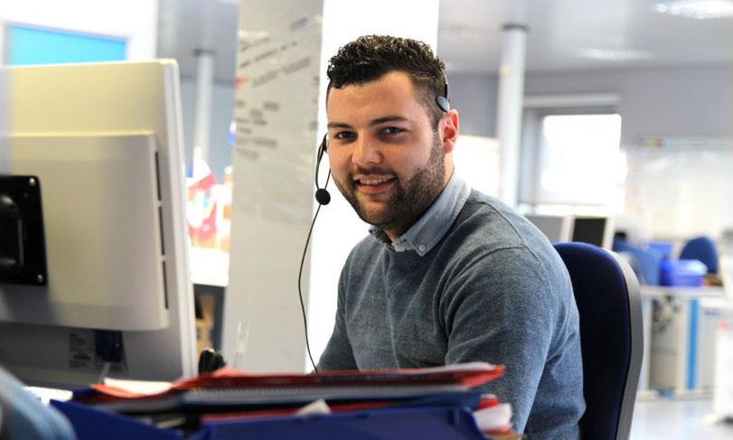 Ontdek het verhaal van onze sales assistant Tom