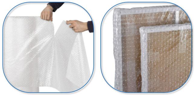 Luchtkussenfolie: verpak en bescherm uw producten tegen schokken