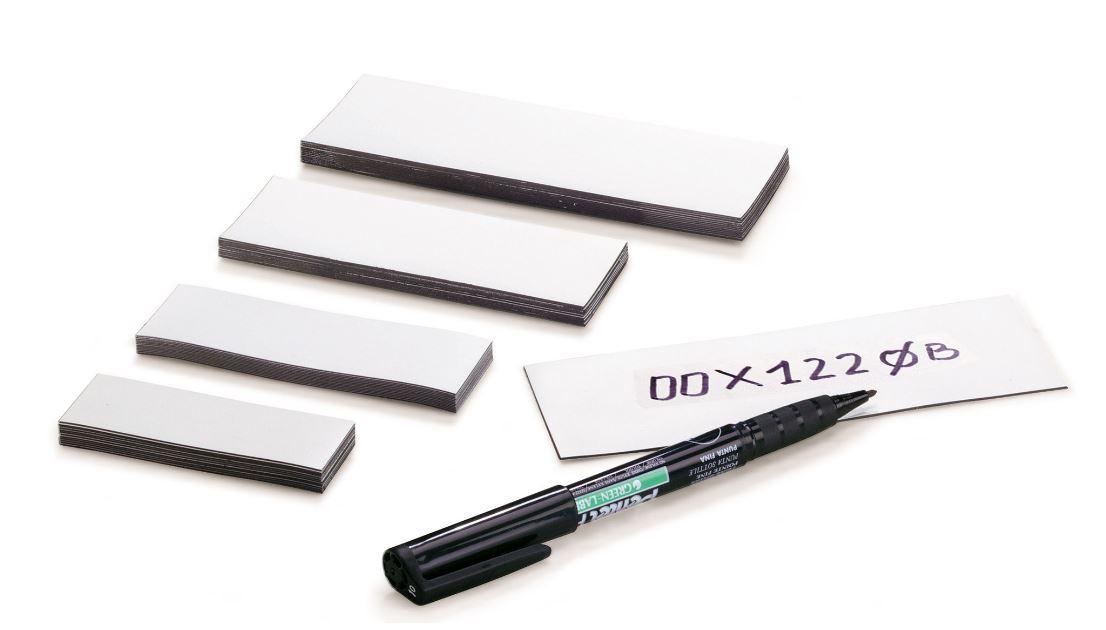 Magnetische etiketten Rajapack