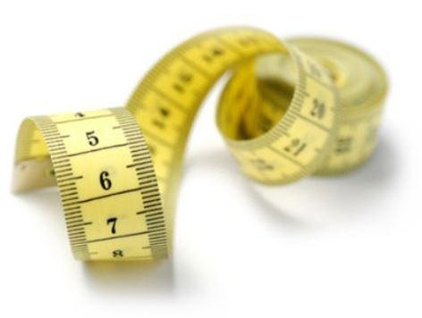 Mètre ruban pour mesurer correctement la circonférence de votre main.