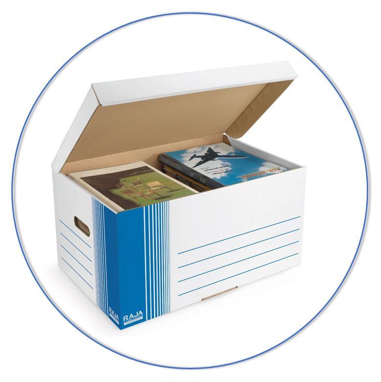 Archiveer je ongebruikte spullen en ga voor een clean desk