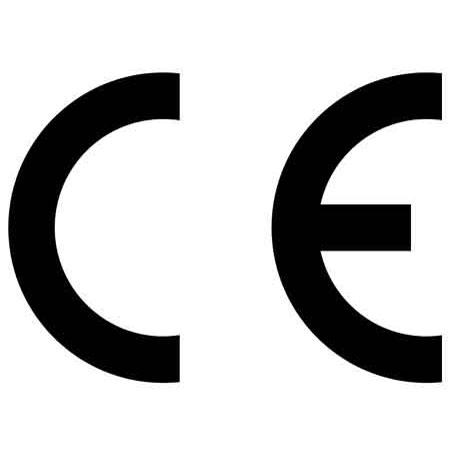 Certificación de la UE - Conformidad Europea - Símbolo etiqueta
