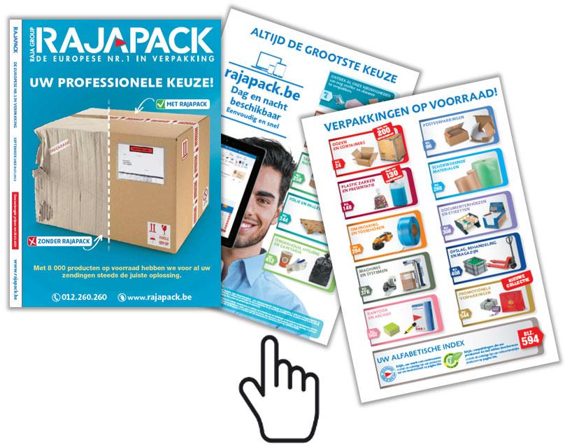 Download hier de nieuwe catalogus van Rajapack - september 2018