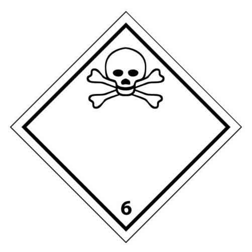 Sustancias tóxicas.