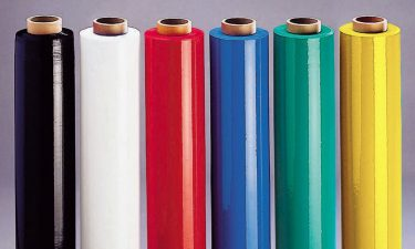 Film étirable couleur : identifiez et sécurisez vos palettes