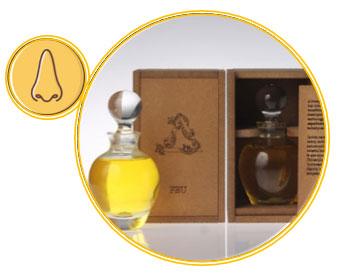 Sensorisk emballage med din lugtesans