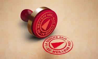 Consultez notre nouveau catalogue et découvrez les produits de la marque RAJA