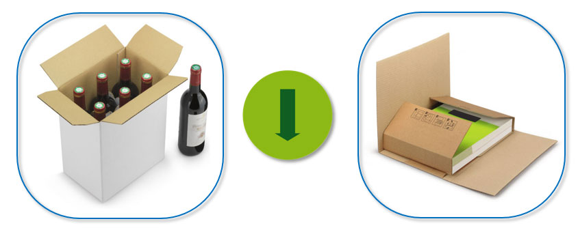Verpakkingen en dozen op maat