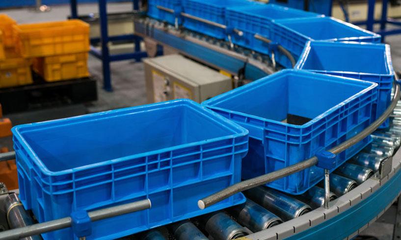 Herbruikbare transportverpakkingen: maak de cirkel rond