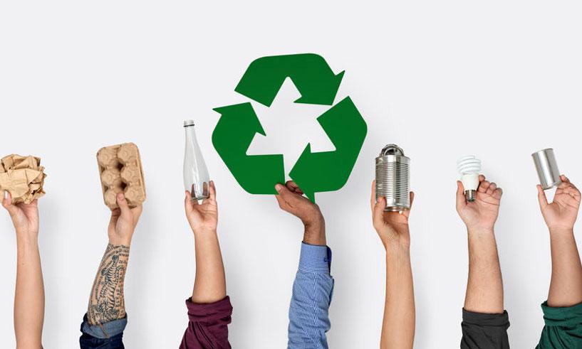 De 5 circulaire afvalstromen in een bedrijf