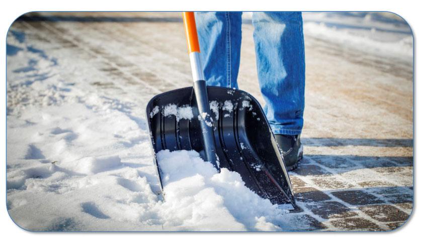 Hou je parking sneeuwvrij tijdens de winter
