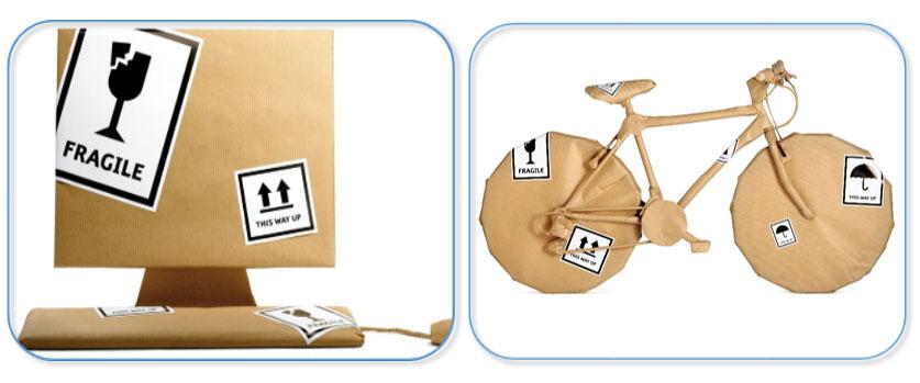 Bescherm je goederen met een aangepaste verpakking