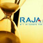 De geschiedenis van de RAJA-Groep