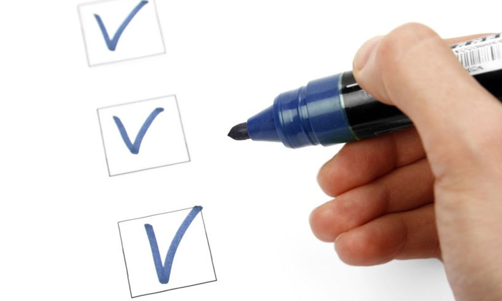 Coronavirus : la check-list pour un lieu de travail sûr
