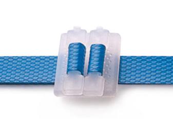 Gespen voor PP omsnoeringsbanden
