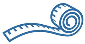 Internationale maat voor wegwerphandschoenen